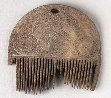 afro-comb